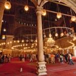 Молельный зал мечети Мухаммада Али | Gebetshalle der Muhammed Ali Moschee