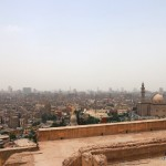 Вид на Каир | Ausblick auf Kairo