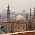 Вид на мечеть Хассана |  | Ausblick auf die Hassan Moschee