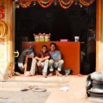 На улицах Мормугао | Auf den Straßen von Mormugao