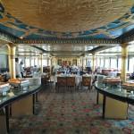 Корабль-ресторан | Innenansicht des Schiffsrestaurants