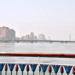Каир, вид с Нила | Blick auf Kairo von Nilseite