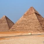 Великие пирамиды Египта | Die große Pyramide von Ägypten