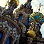 Kuppeln der Auferstehungskirche (Blutkirche) | Купола Храма Спаса-на-Крови