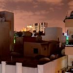 Deira bei Nacht